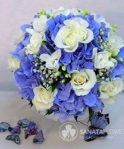 Синяя и голубая гамма