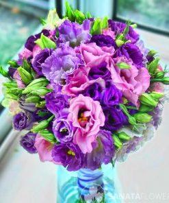 Сиреневая и фиолетовая гамма